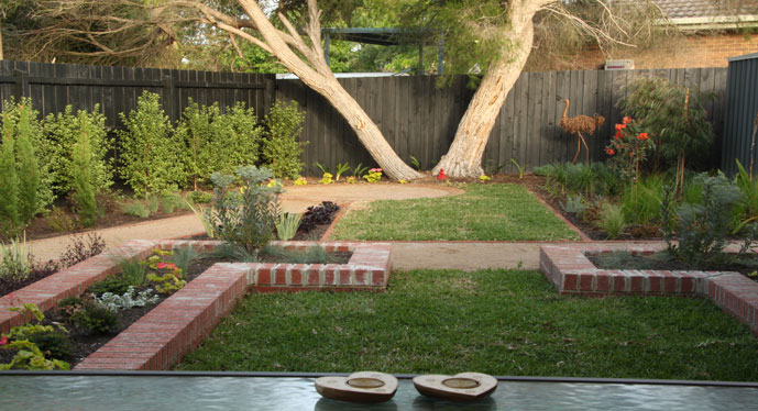 Hope and heart garden design melbourne for Landscape design melbourne